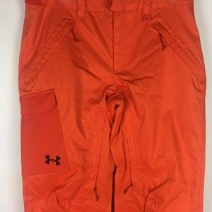 7b91b5d2 Under Armour Men's Navigate Insulated Ski Pants L NWT